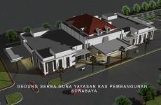 Gedung Serbaguna Yayasan Kas Pembangunan Surabaya